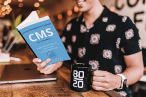 CMS for virksomheter